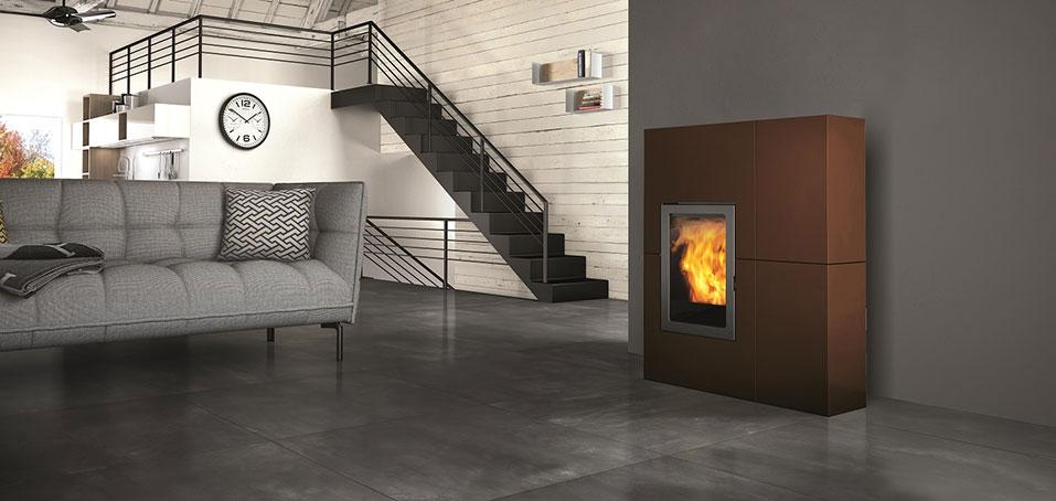 cheminee pellet. Black Bedroom Furniture Sets. Home Design Ideas